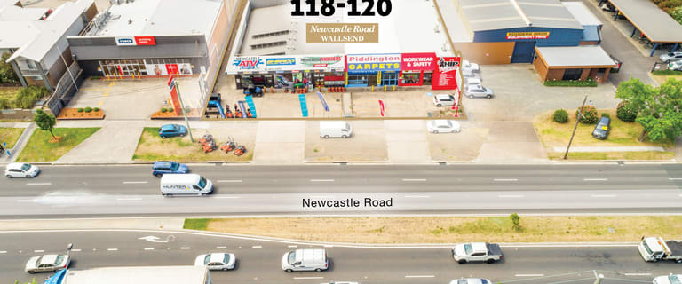 Retail commercial property for sale at 118-120 Newcastle Road Wallsend NSW 2287