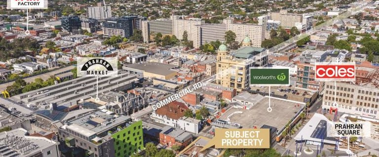 Industrial / Warehouse commercial property for sale at 49-51 Izett Street Prahran VIC 3181