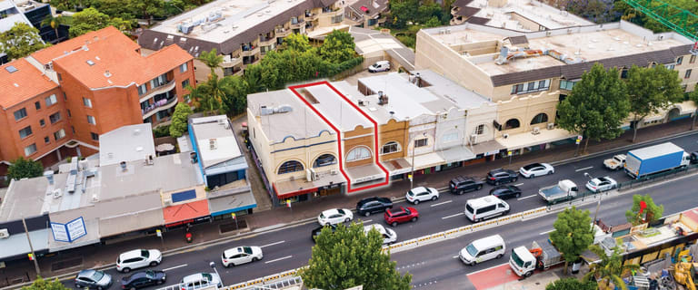 Offices commercial property sold at 250 Military Road Neutral Bay NSW 2089