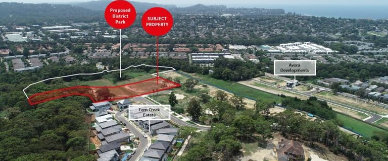 Development / Land commercial property for sale at 110, 111A, 111 & 121 Dove Lane Warriewood NSW 2102