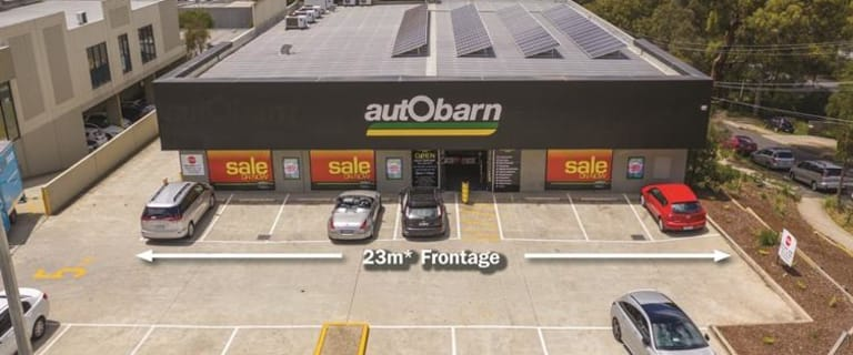 Showrooms / Bulky Goods commercial property for sale at 256 Bolton Street Eltham VIC 3095