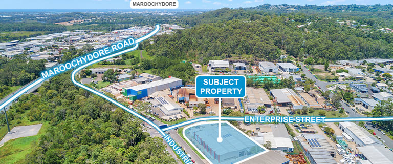 Industrial / Warehouse commercial property for sale at 2 Enterprise Street Kunda Park QLD 4556