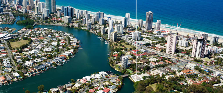 Development / Land commercial property for sale at 42 Monaco Street Surfers Paradise QLD 4217