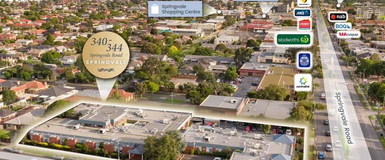 Medical / Consulting commercial property for sale at 340-344 Springvale Road Springvale VIC 3171