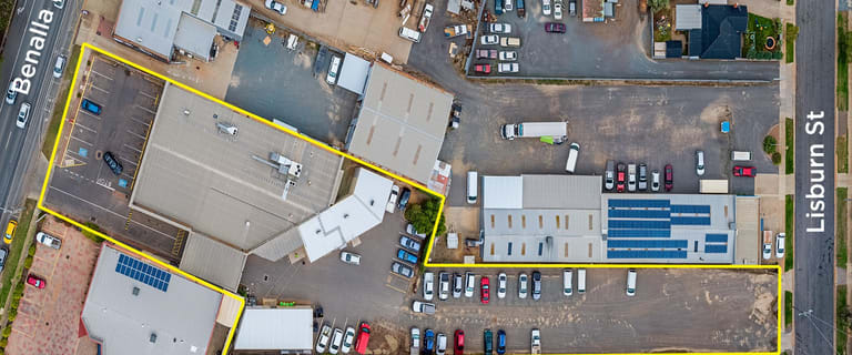 Showrooms / Bulky Goods commercial property for sale at 21 Benalla Road Shepparton VIC 3630