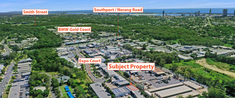 Industrial / Warehouse commercial property for sale at Ashmore QLD 4214