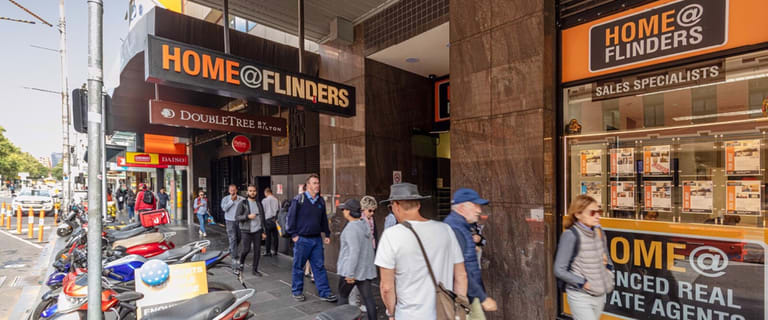 Retail commercial property for sale at Ground Floor (1B), 268 Flinders Street Melbourne VIC 3000