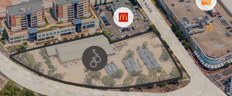 Development / Land commercial property for sale at 366 The Horsley Drive Fairfield NSW 2165
