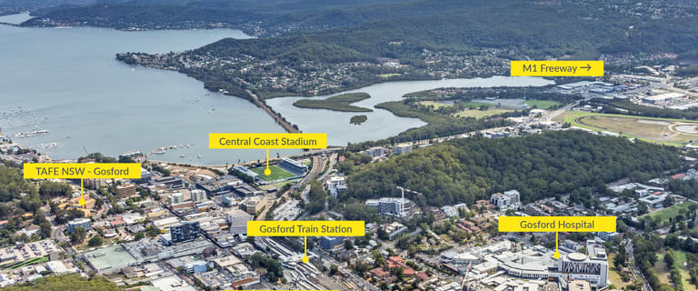 Retail commercial property for sale at Lot 2/47 Beane Street Gosford NSW 2250