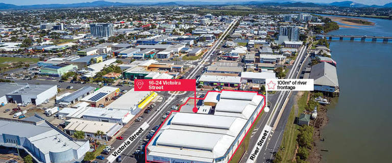 Development / Land commercial property for sale at 16-24 Victoria Street Mackay QLD 4740