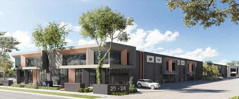 Industrial / Warehouse commercial property for sale at 20-24 Keon Parade Thomastown VIC 3074