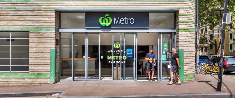 Retail commercial property for sale at Woolworths Metro Pyrmont Lot 1, 63-79 Miller Street Pyrmont NSW 2009