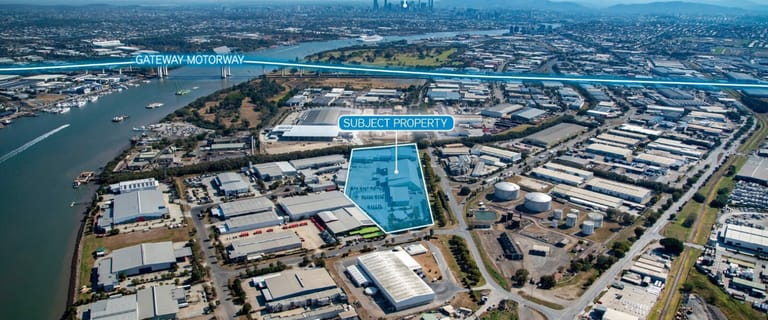 Factory, Warehouse & Industrial commercial property for sale at 731 Curtin Avenue Pinkenba QLD 4008