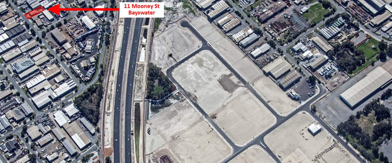 Factory, Warehouse & Industrial commercial property for sale at 11 Mooney Street Bayswater WA 6053