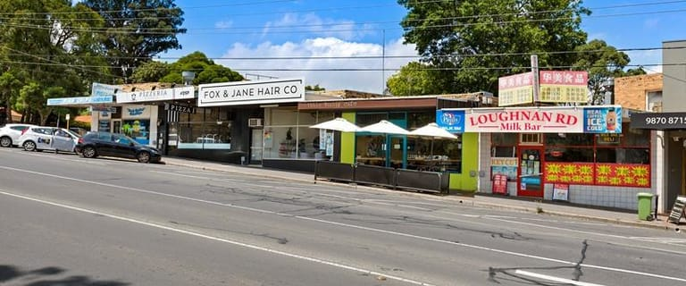 Retail commercial property for sale at 93 Loughnan Road Ringwood VIC 3134