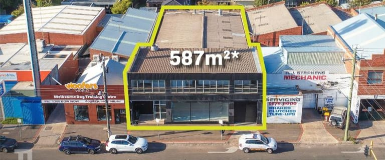 Development / Land commercial property for sale at 661-663 North Road Ormond VIC 3204