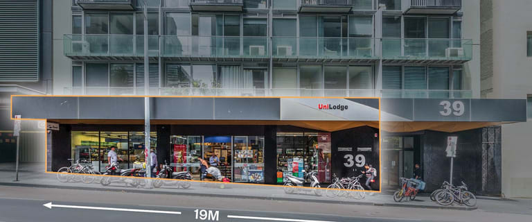 Retail commercial property for sale at IGA Supermarket/35-41 Lonsdale Street Melbourne VIC 3000