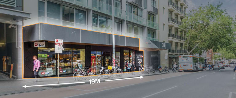 Retail commercial property for sale at Ground Floor/35-41 Lonsdale Street Melbourne VIC 3000