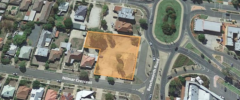 Development / Land commercial property for sale at 171-175 Beechworth Road Wodonga VIC 3690