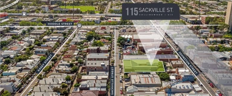 Offices commercial property for sale at 115 Sackville Street Collingwood VIC 3066
