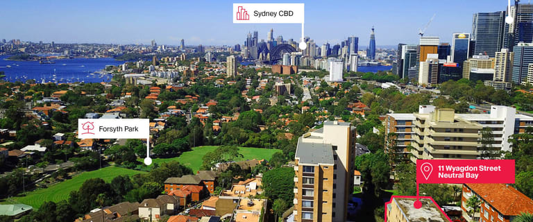Development / Land commercial property for sale at 11 Wyagdon Street Neutral Bay NSW 2089