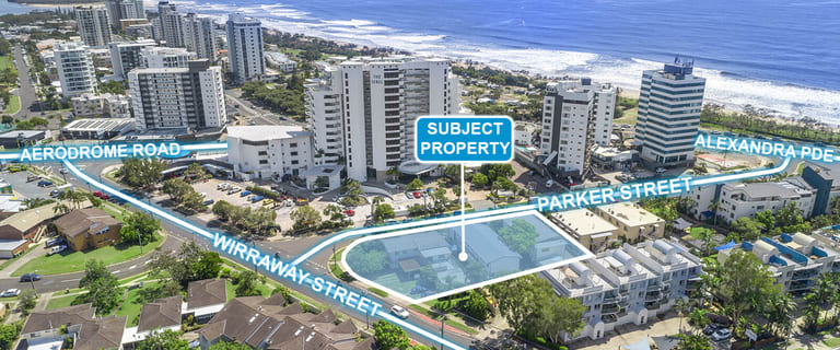 Development / Land commercial property for sale at 19-23 Parker Street Maroochydore QLD 4558