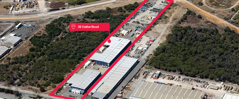 Industrial / Warehouse commercial property for sale at 39 Cutler Road Jandakot WA 6164