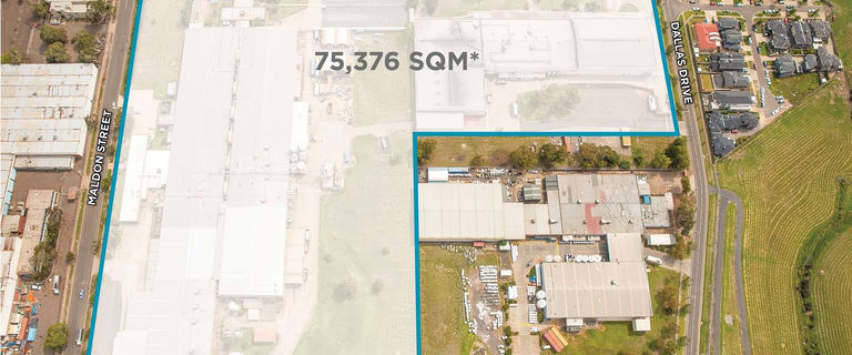 Development / Land commercial property for sale at 1-31 Riggall Street Broadmeadows VIC 3047