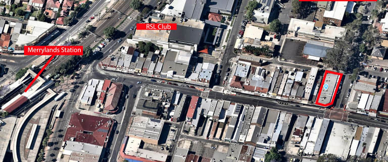 Retail commercial property for sale at 196-200 Merrylands Road Merrylands NSW 2160