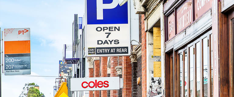 Development / Land commercial property for sale at 70-76 Westgarth Street Fitzroy VIC 3065