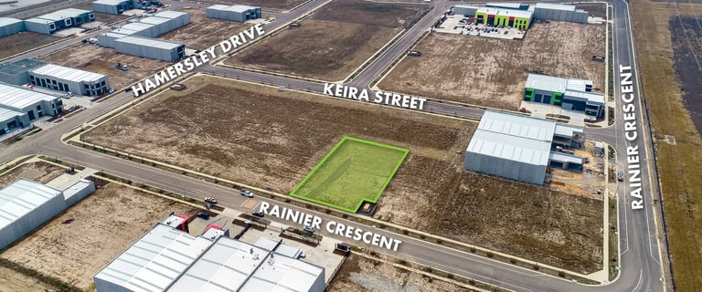 Factory, Warehouse & Industrial commercial property for sale at 1-5/28 Rainier Crescent Clyde North VIC 3978