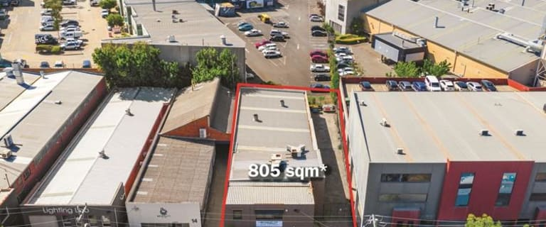 Industrial / Warehouse commercial property for sale at 12 Clarice Road Box Hill VIC 3128