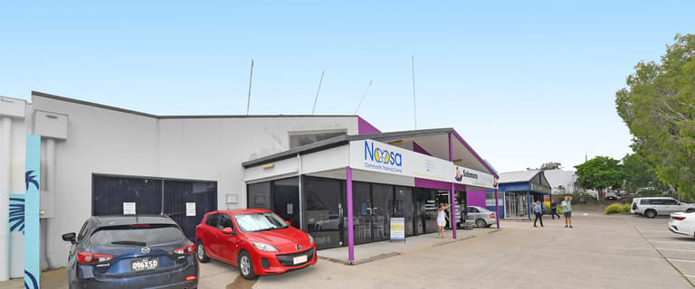 Factory, Warehouse & Industrial commercial property for sale at Unit 2/6 Venture Drive Noosaville QLD 4566