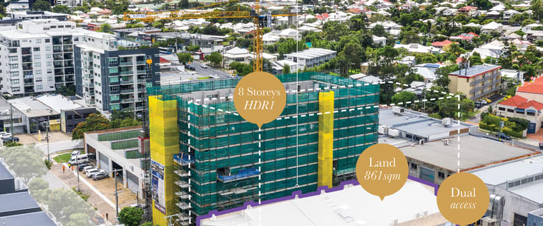 Development / Land commercial property for sale at 18-20 Bailey Street West End QLD 4101