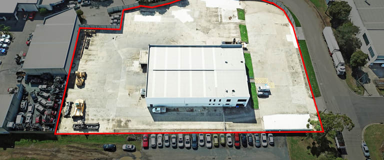 Factory, Warehouse & Industrial commercial property for sale at 21 Chifley Street Smithfield NSW 2164