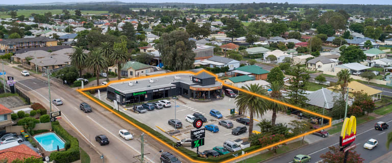 Retail commercial property for sale at 16-20 Allandale Road Cessnock NSW 2325