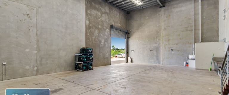 Industrial / Warehouse commercial property for sale at Shed 8/585 Ingham Road Mount St John QLD 4818