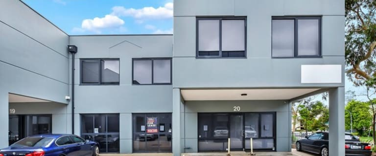 Factory, Warehouse & Industrial commercial property for sale at 20/2-6 Chaplin Drive Lane Cove NSW 2066
