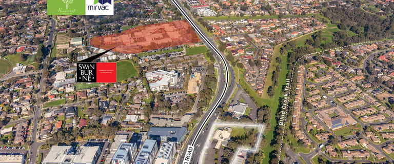 Development / Land commercial property for sale at 390 Burwood Highway Wantirna South VIC 3152