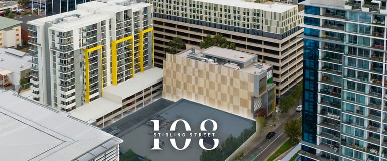 Development / Land commercial property for sale at 108 Stirling Street Perth WA 6000
