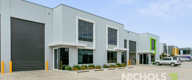 Factory, Warehouse & Industrial commercial property for lease at 17 Progress Drive Carrum Downs VIC 3201
