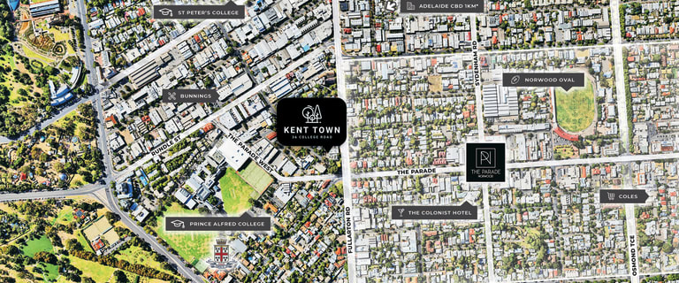 Development / Land commercial property for sale at 36 College Road Kent Town SA 5067
