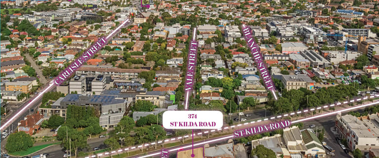 Other commercial property for sale at 374 St Kilda Road St Kilda VIC 3182