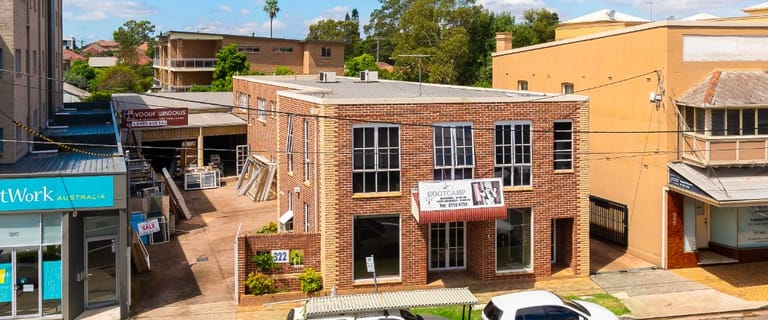 Offices commercial property for sale at 322 Railway Terrace Guildford NSW 2161