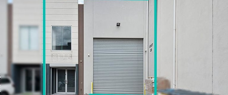 Factory, Warehouse & Industrial commercial property for lease at Unit 20/306 Albert Street Brunswick VIC 3056