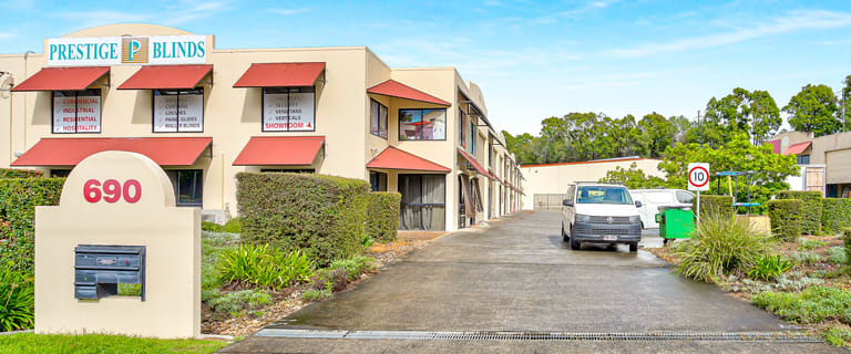 Factory, Warehouse & Industrial commercial property for sale at Unit 6/690 Ashmore Road Molendinar QLD 4214