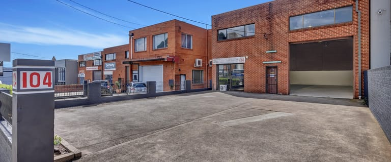 Factory, Warehouse & Industrial commercial property for sale at 104 Queens Road Five Dock NSW 2046