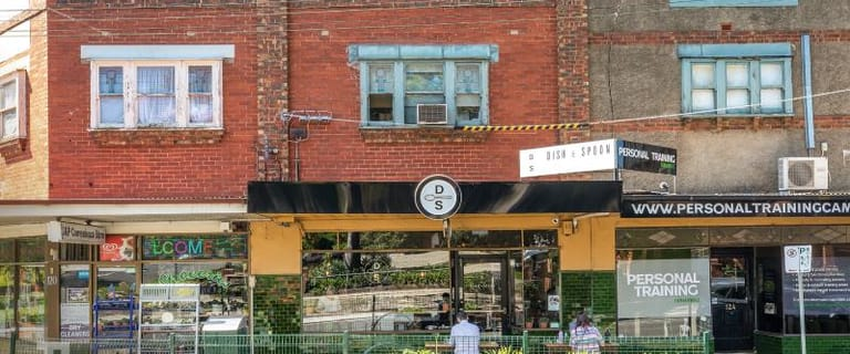 Shop & Retail commercial property for sale at 122 Highfield  Road Camberwell VIC 3124