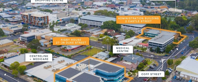 Development / Land commercial property for sale at 2 Castle Street Coffs Harbour NSW 2450