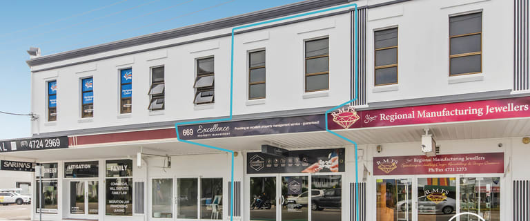 Offices commercial property for sale at 3/669 Flinders Street Townsville City QLD 4810